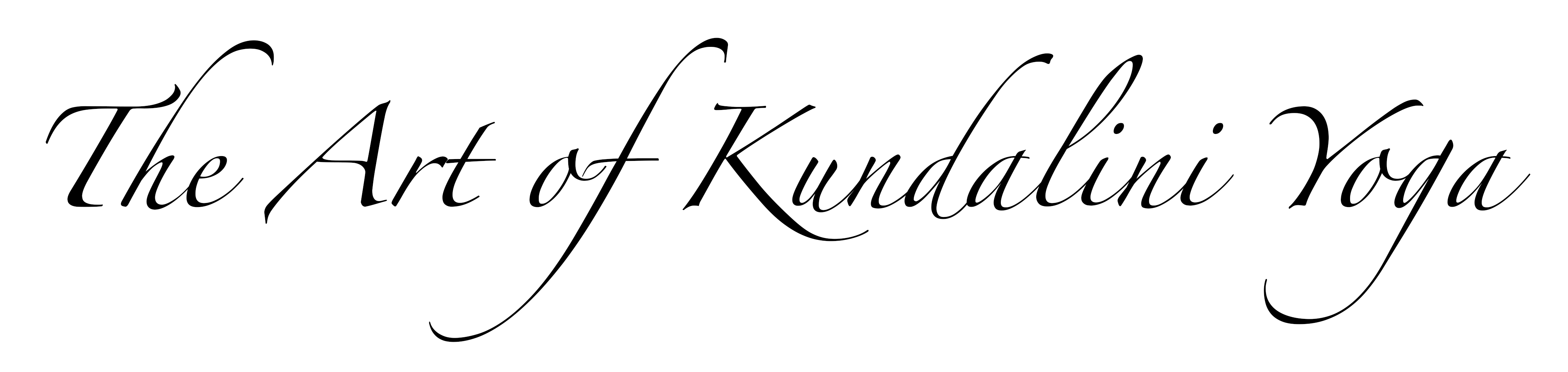 The Art of Kundalini Yoga logo